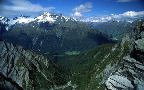 German Tolkien fan dies visiting 'Hobbit' mountain