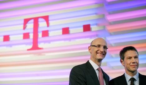 Deutsche Telekom CEO to step down next year