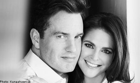 Swedish royal wedding date announced