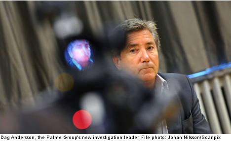 'Super cop' takes on Palme murder probe