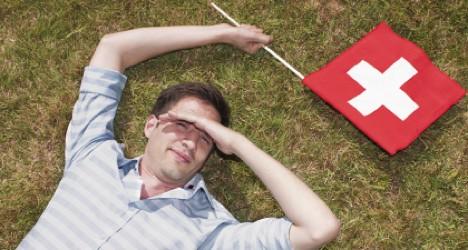 Swiss positive despite eurozone crisis: survey