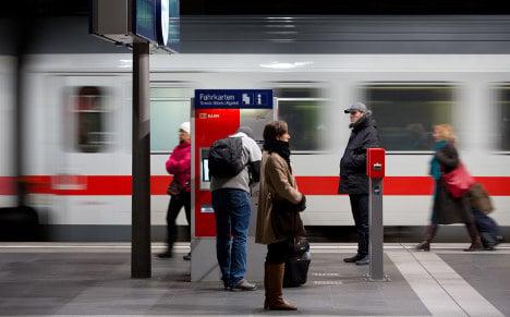 EU plans threaten to break up Deutsche Bahn