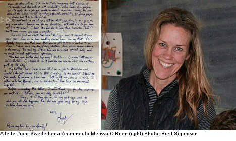 Swede to meet US penpal 36 years after first letter