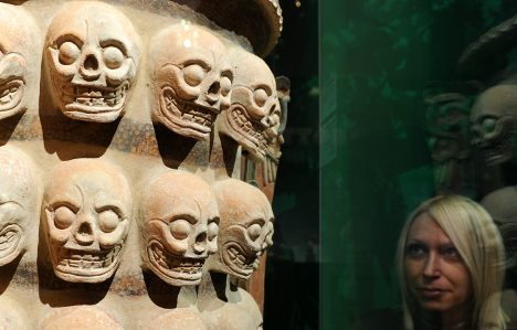 Germans get ready for Mayan apocalypse