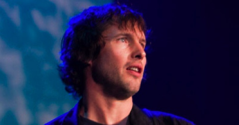James Blunt in Verbier: I want to become Swiss