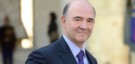 'France must balance its budget' – Moscovici