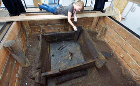 Archeologists uncover 7,000-year-old wells