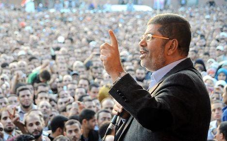 Berlin warns Egypt is sliding to dictatorship