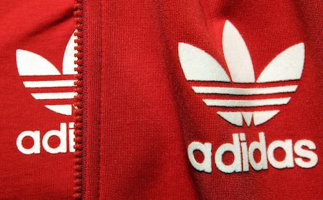 Adidas turnover tops €14.5 bln in 2012