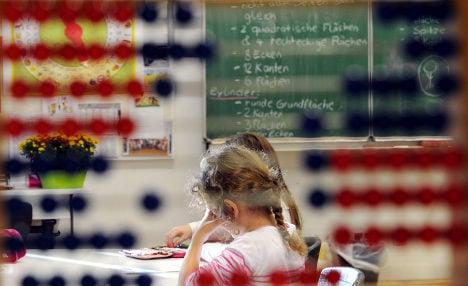 Primary school children score well in global test