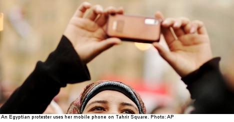 Swedish video app could help regime critics