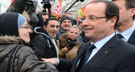 Hollande's Mali honeymoon period over