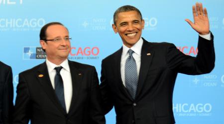 Obama backs France in battle against extremists