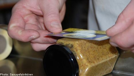 EU rules stop Swedish 'potency mustard'