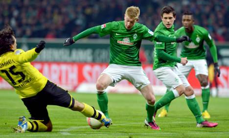 Bundesliga clubs crack €2-billion barrier