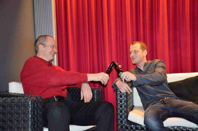 Swiss cinema starts English film nights