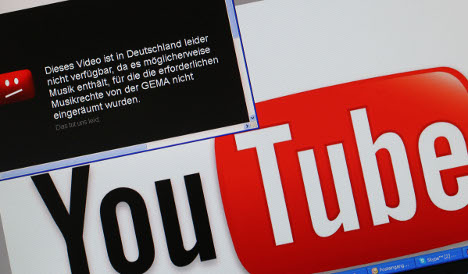 GEMA demands YouTube pay €1.6 mln in damages