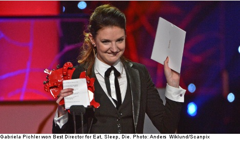 Eat, Sleep, Die dominates Swedish film awards