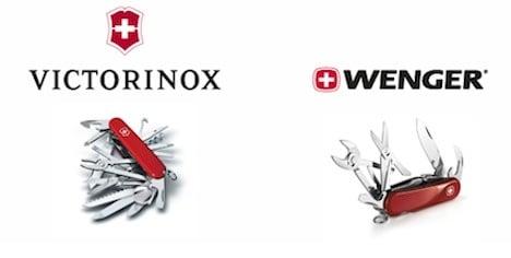 Victorinox cuts Wenger Swiss Army knife brand