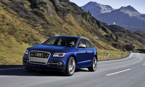 BMW and Audi race to record sales in 2012