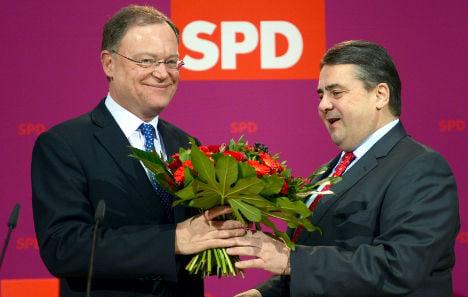 SPD win grants majority to mess with Merkel