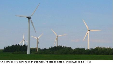 'Nordics need 13,000 wind turbines'