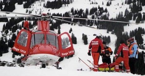 Avalanche kills German in Bernese Oberland