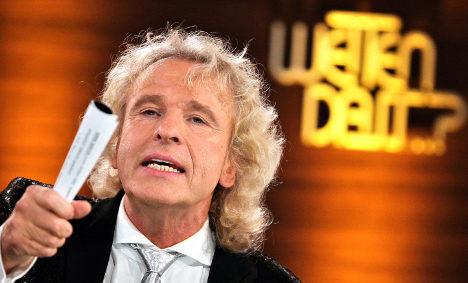 Gottschalk 'cashed in on secret TV advert deals'