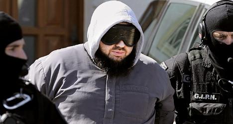 France deports 'Islamist extremist' to Morocco