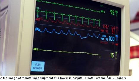 Swede finds 'dead' boyfriend breathing