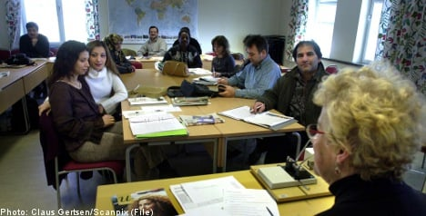 'Tailor Swedish classes to newcomers' needs'