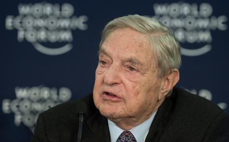 Soros: German austerity could spark currency war