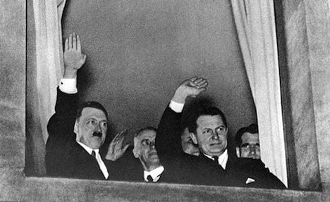 Hitler's rise to power remembered 80 years on