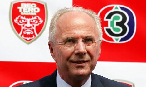 Eriksson refuses 1860 Munich coaching job