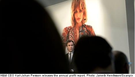 Massive expansion dampens H&M profits
