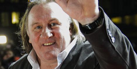 Belgium 'lets Depardieu drive' despite charges