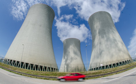 Germany still supports foreign nuclear power