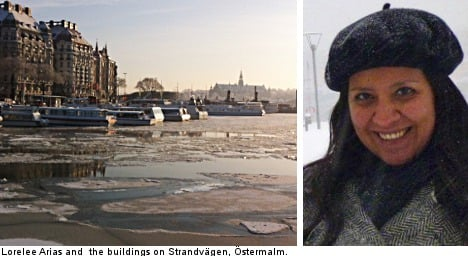 Östermalm – 'It invites you to go for a walk'
