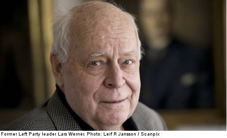 Left Party veteran Lars Werner dead