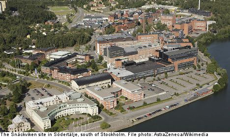 Wallenbergs give new life to Södertälje research