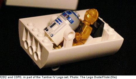 Star Wars fan strikes back over Lego letdown