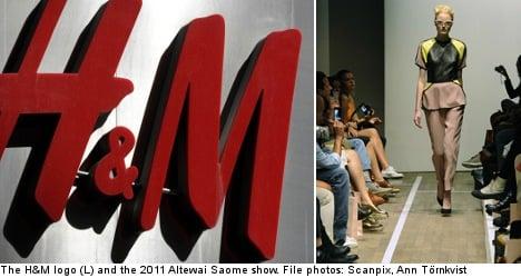 H&M provides half of Swedish fashion turnover