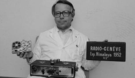 Swiss tape recorder pioneer Kudelski dies
