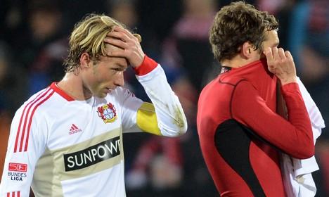 Leverkusen ground to 0-0 by gritty Freiburg