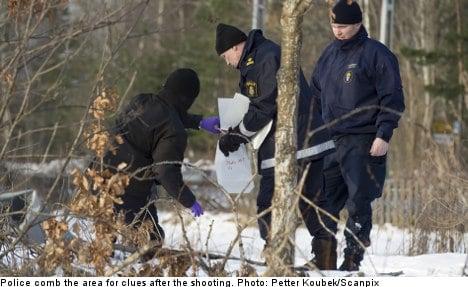 Third body found after Örebro shooting