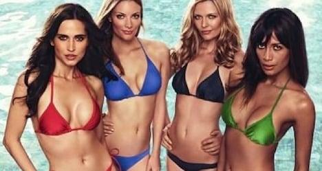 Swiss bikini advert for cigars ruled 'sexist'