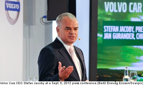 Ex-CEO slams Volvo Cars over sacking