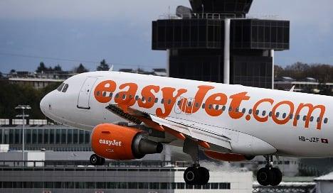 'Too many men' ground easyJet plane to Geneva