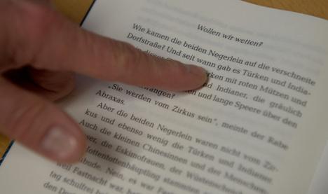 Eradicating racism from German children's books