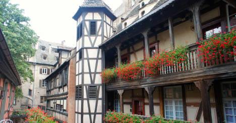 Strasbourg, not Paris, has France's 'top hotel'